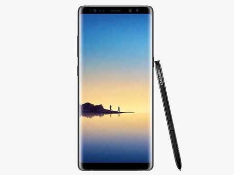 Samsung Galaxy Note 8 first impression: Big, bold and beautiful