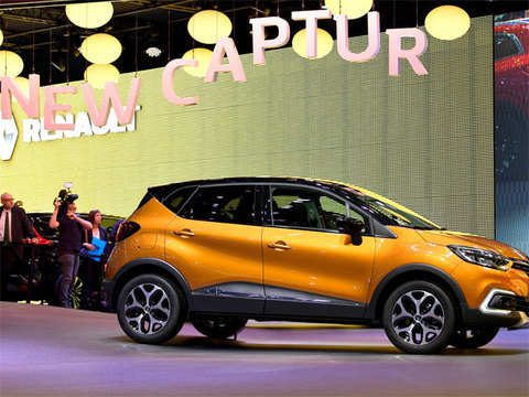 Renault Captur India gears up for November launch