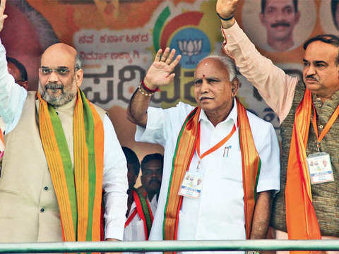 Congress's Tipu Jayanti just for votes: Amit Shah