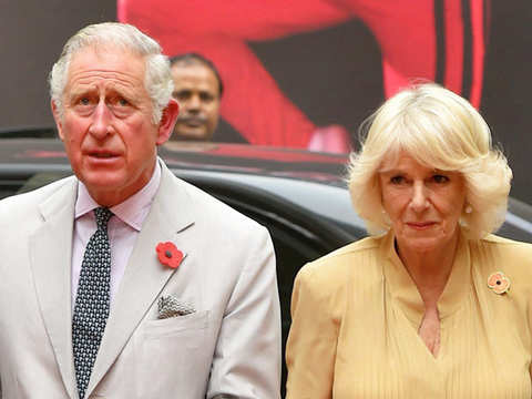 Prince Charles and wife Camilla brave the Delhi smog with their royal charm