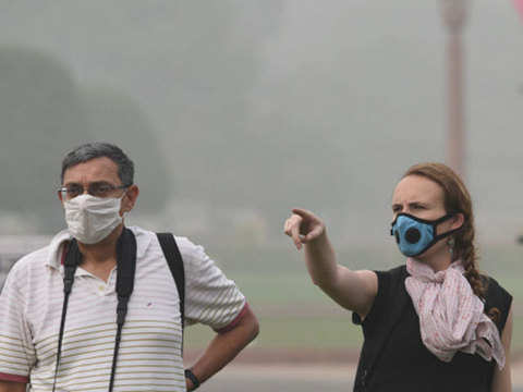 Delhi smog: NHAI tells staff to take pollution control measures