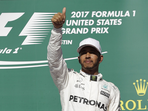Lewis Hamilton says he's not distracted by 'Paradise Papers'