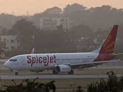 Spicejet flight makes emergency landing in Nagpur