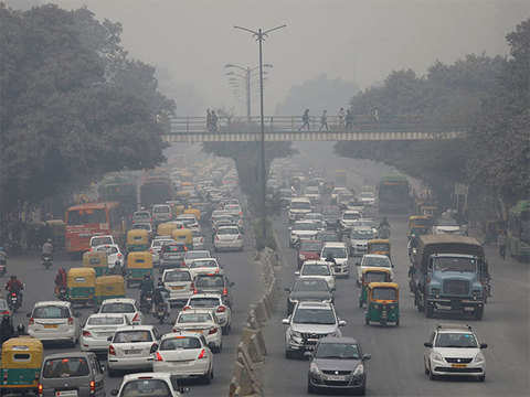 Afforestation the key to clearing Delhi's smog