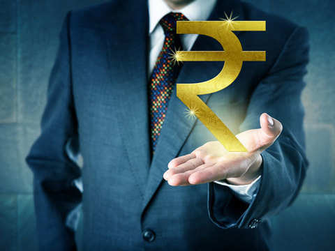 Rupee logs a fresh 3 month high at 64 against dollar