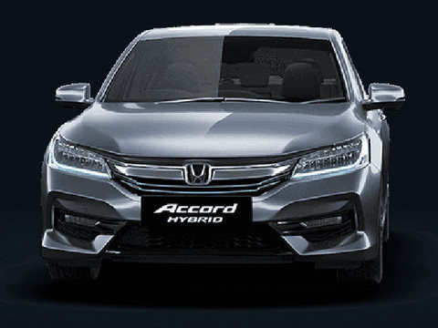 Detroit Auto Show: Honda Accord named North American 'car of the year'
