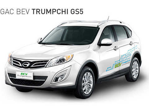 Now, Chinese automaker gets a 'Trumpchi' headache, plans to change model name