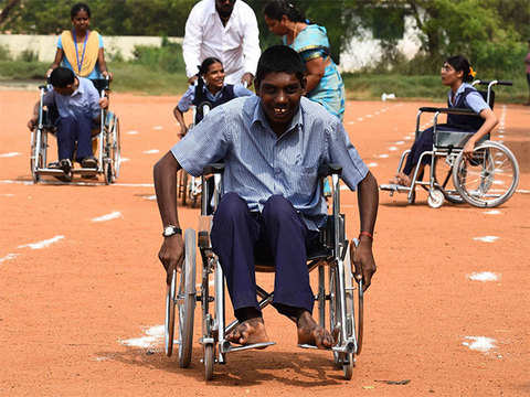 Accessible India Campaign: No good response from States to make websites accessible to differently-abled