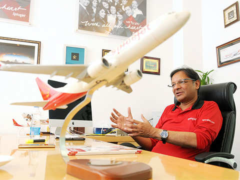 SpiceJet's Ajay Singh named 'EY Entrepreneur of the year 2017 for Business Transformation'