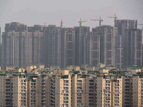 4.4 lakh unsold homes in 7 big cities at 2017 end: JLL India