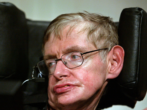 Stephen Hawking's deathbed paper could prove multi-universes