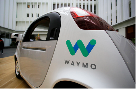 Waymo takes a page out of Google's Android Playbook