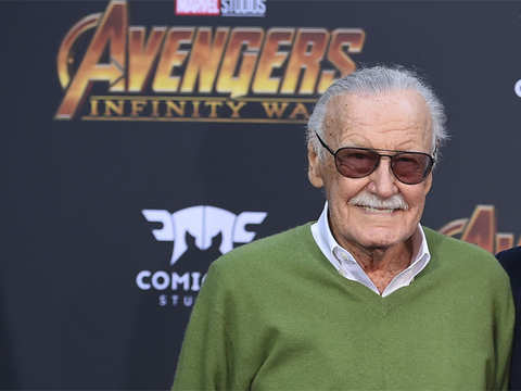 Stan Lee, head of Marvel Comics, accused of sexual misconduct by massage therapist