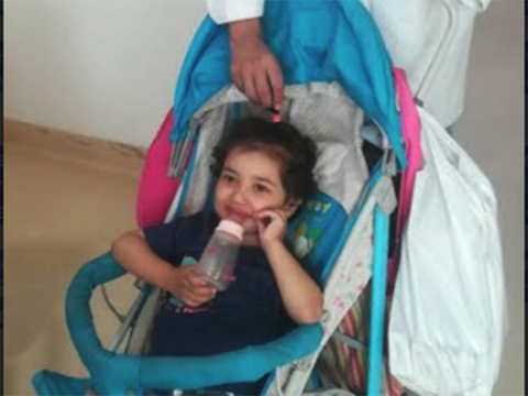 Two-Year-Old Zeejah from Pakistan gets successful heart surgery in India after ET Report