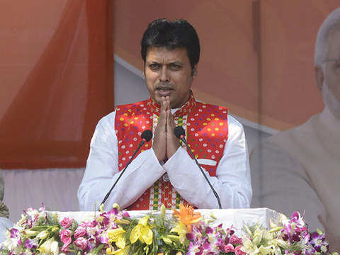 Tripura CM: Mechanical engineers should not opt for civil services