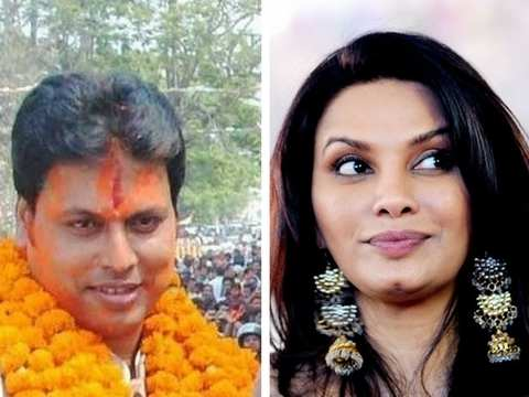 Now, Tripura CM Biplab Kumar Deb apologises for remarks on Diana Hayden