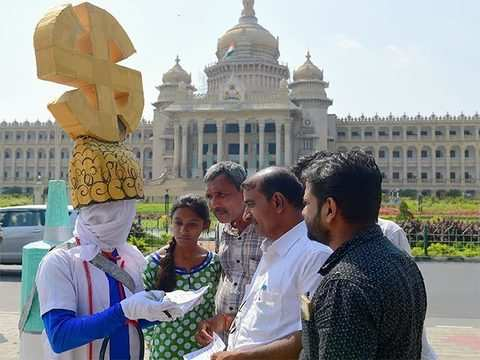 2655 candidates to contest Karnataka polls