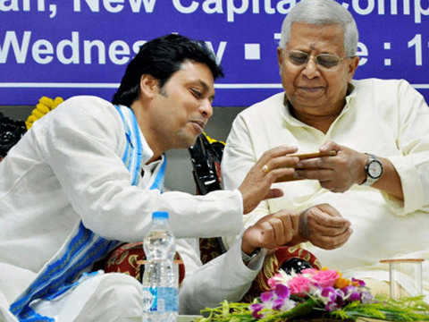 Foot-in-mouth Tripura CM Biplab Deb gets Amul MD's backing on career tip to rear cows