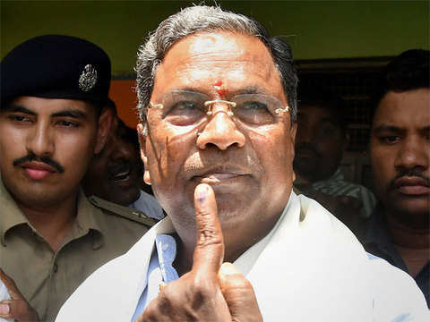 Siddaramaiah confident of Congress victory in Karnataka polls