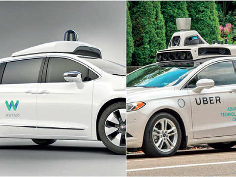 Uber in talks with Waymo over self-driving car partnership