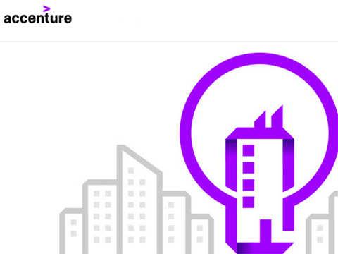 Accenture raises year's revenue forecast to 10 per cent