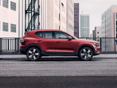 Volvo Cars India garners over 200 bookings for the newly launched compact luxury SUV XC 40