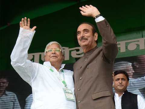 Mahagatbandhan for rainbow coalition in Bihar for 2019 poll