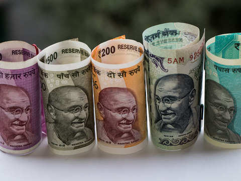 Rupee ends at 1-week high of 68.66 on dollar sell-off