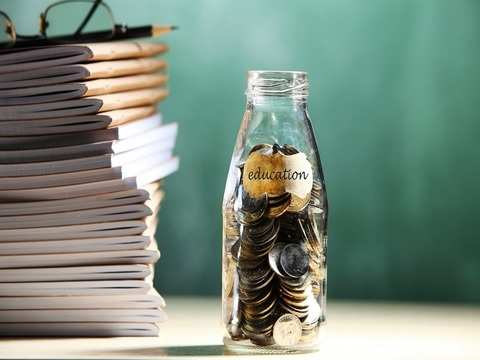 Am I investing in right mutual fund schemes for my child's education?