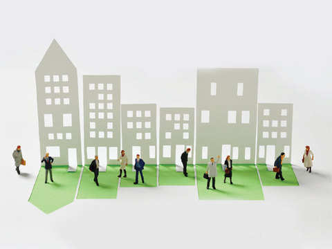 Indian real estate sector witnesses growth across segments
