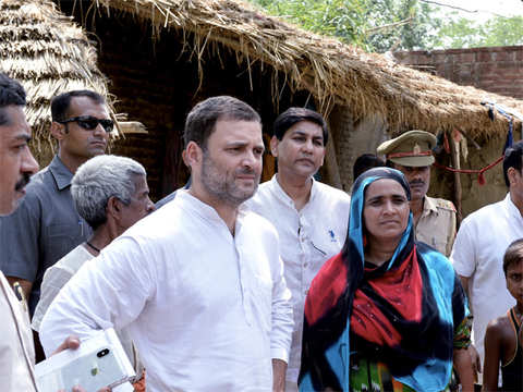 Rahul Gandhi leaves for Kailash Mansarovar yatra