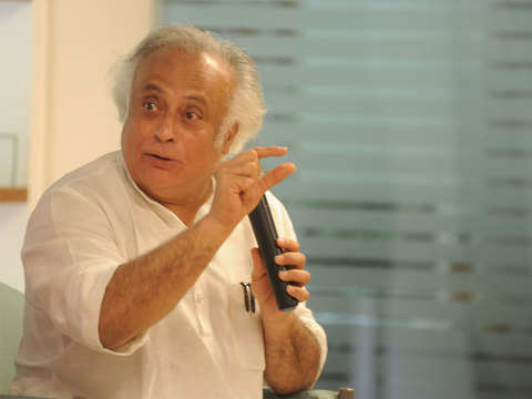 Land should be bought, not acquired: Jairam Ramesh