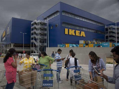 IKEA to stop veg biryani, samosas at its restaurant