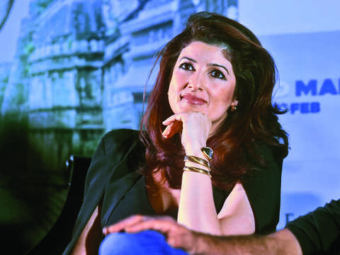 Financial independence is the best way to empower women: Twinkle Khanna