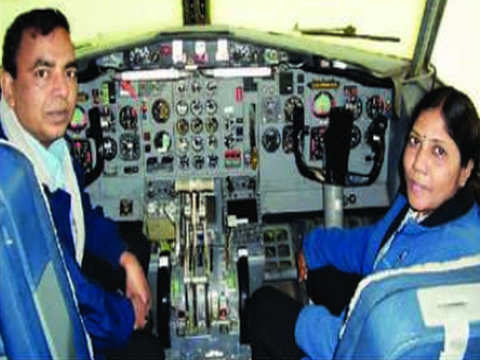 Surat: Farm labourer-turned-pilot nominated for Padma Shri award