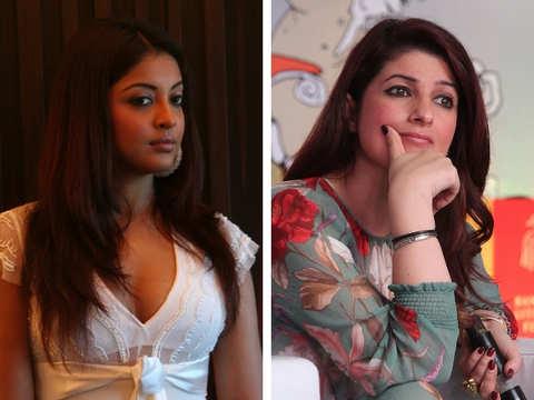 Here's how Tanushree Dutta reacted to Twinkle Khanna's 'brave woman' tweet