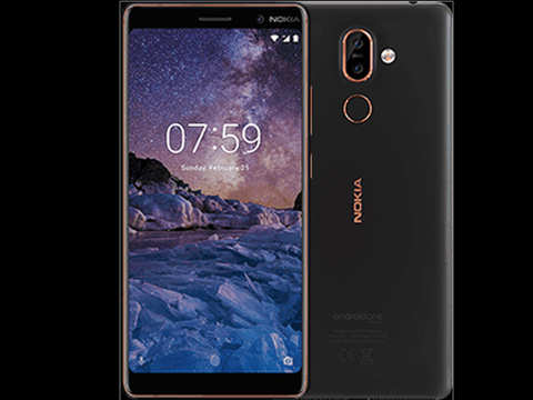 Nokia 7 Plus gets the first piece of Android 9 Pie