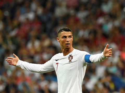 Juventus supports Ronaldo; Nike, EA Sports 'deeply concerned' by rape allegations