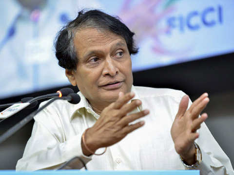 Suresh Prabhu calls for government-level agreement for diamond imports from Russia