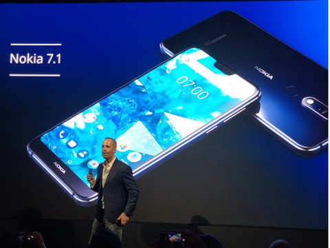 Nokia 7.1 launched with 'PureDisplay' technology at Rs 28,000 onwards