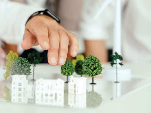 RBI's status quo brings cheer for real estate developers