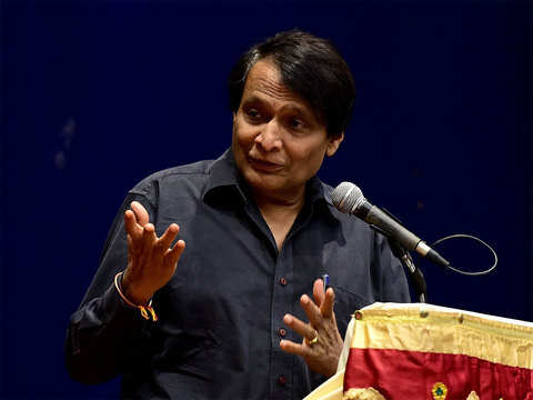 Most industry associations want government to pursue defensive approach in FTA negotiations: Suresh Prabhu