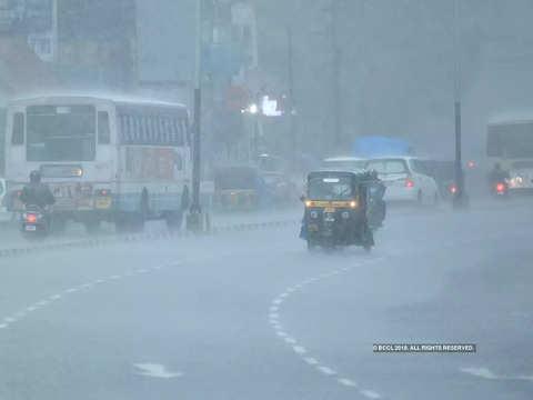 Depression over Arabian sea to bring heavy rains in Kerala