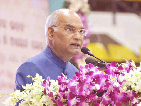 President Ram Nath Kovind drops predecessor Pranab Mukherjee's smart gram project
