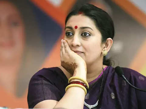 India exported handcrafted goods worth Rs 1.36 lakh crore in past 4 years: Smriti Irani