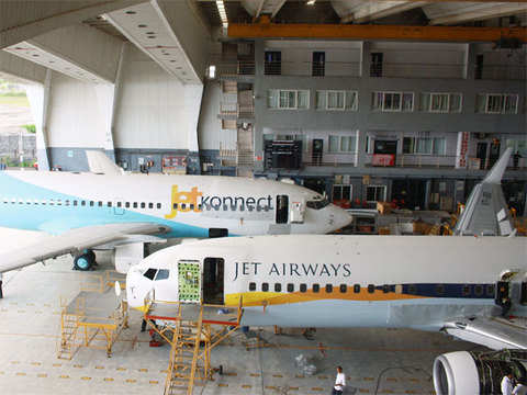 Jet Airways clears August salary dues of senior staff