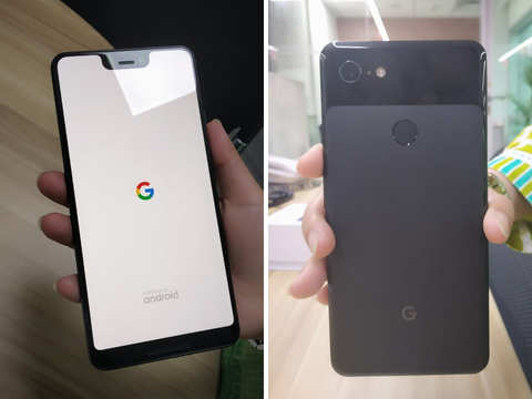 Google Pixel 3, Pixel 3XL with front camera launched; price begins at Rs 71,000