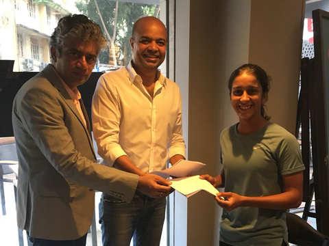 Baseline Ventures has signed up Jemimah Rodrigues