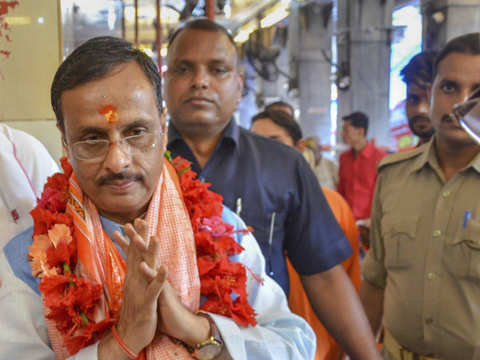 Apple executive case: UP Dy CM gives job appointment letter to deceased's wife