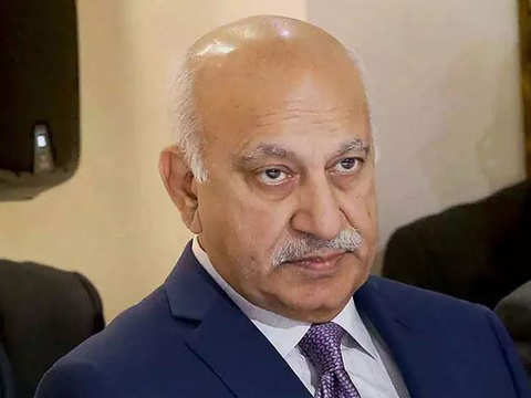 BJP to wait for M J Akbar's explanation on charges of sexual harassment: Sources
